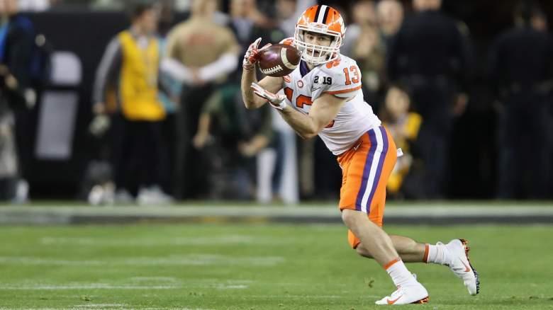 Hunter Renfrow NFL Draft Projection