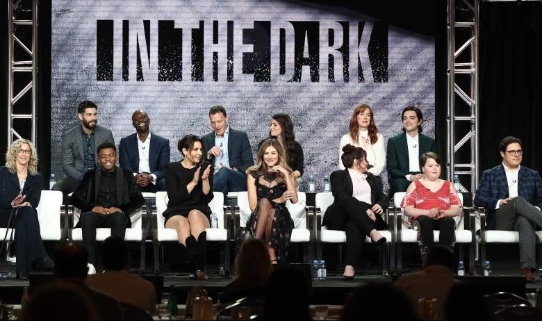 In the Dark CW TV Series