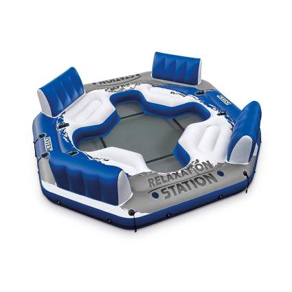 Intex Pacific Paradise 4-Person Relaxation Station