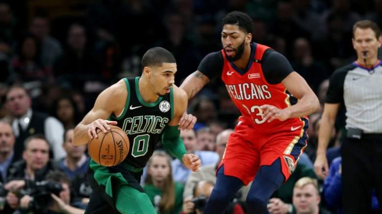 Boston Celtics Anthony Davis trade rumors updates