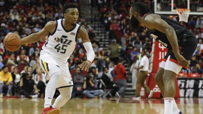 Jazz vs Rockets Game 2 Live Stream