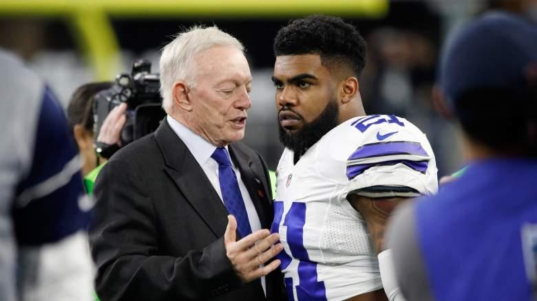 Dallas Cowboys NFL draft picks 2019