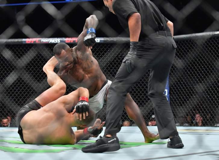 Khalil Rountree jr knockout artist
