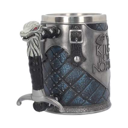 king north game of thrones stein