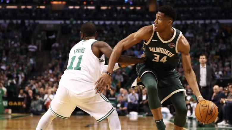 NBA playoff bracket 2019 second round matchups