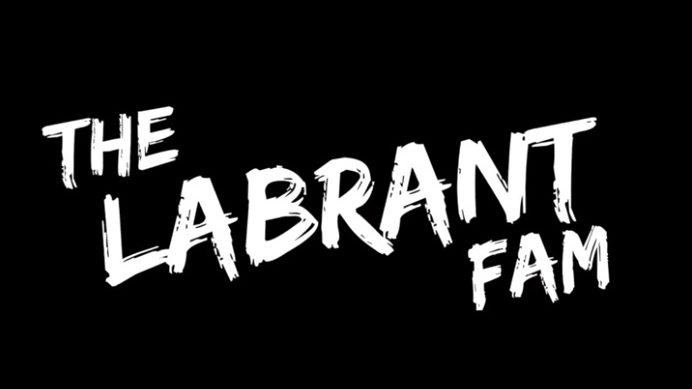 The Labrant Family YouTube channel.