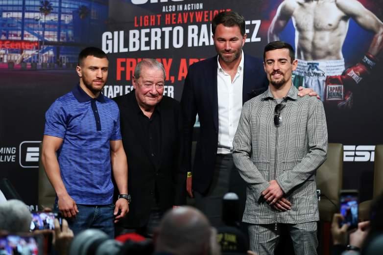 Vasiliy Lomachenko Next Fight