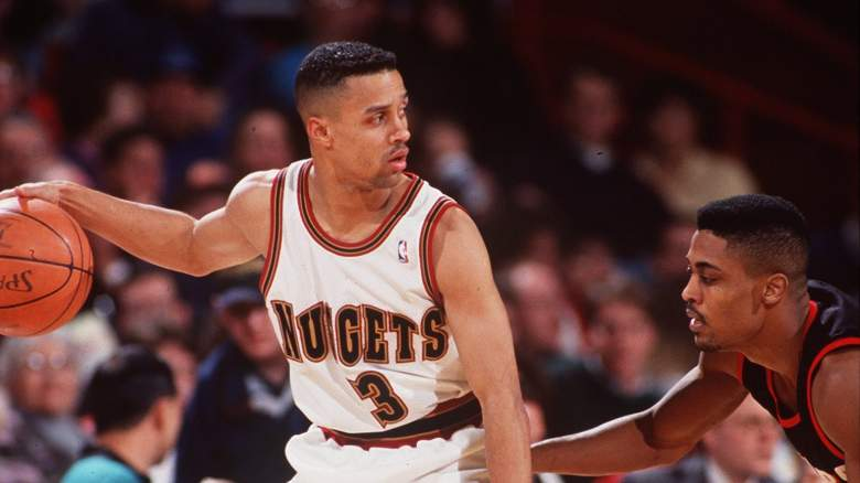 Denver Nuggets Mahmoud Abdul-Rauf