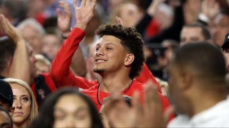 Patrick Mahomes texas tech