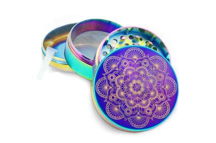 best weed grinder with mandala