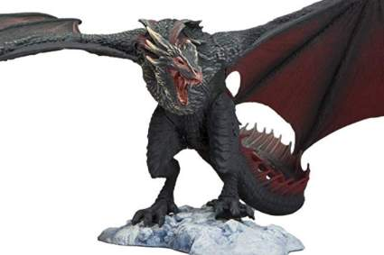 McFarlane Toys Game of Thrones Drogon Deluxe Box