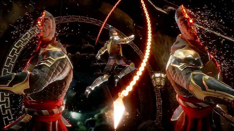 MK 11 Scorpion Fatality
