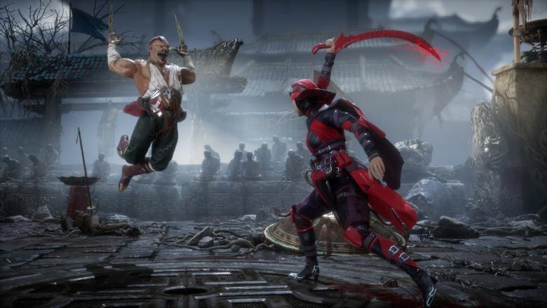 Mortal Kombat 11 Change Skins