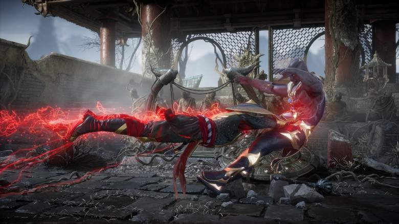 Mortal Kombat 11 Flawless Block