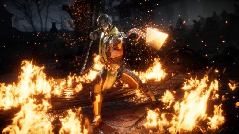 Mortal Kombat 11 Mercy