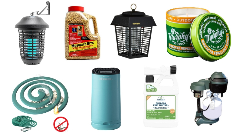 Mosquito Repellents For Yard Patio