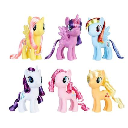 My Little Pony The Movie The Magic of Everypony Collection