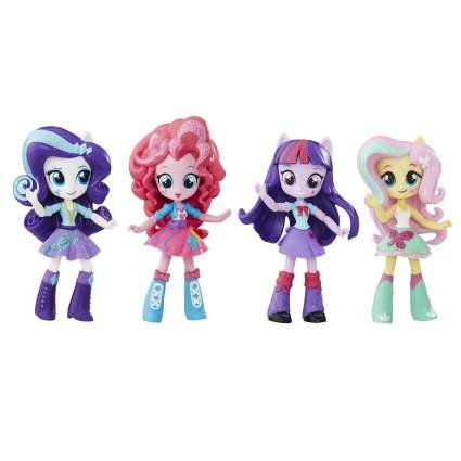 My Little Pony Twilight Sparkle, Pinkie Pie, Rarity & Fluttershy Toys