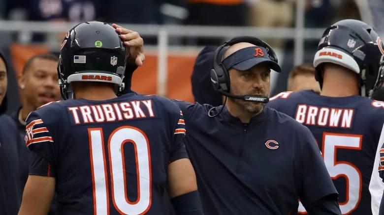 Chicago Bears NFL draft picks 2019