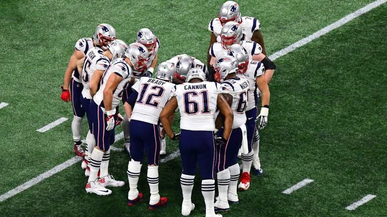 New England Patriots Draft Picks