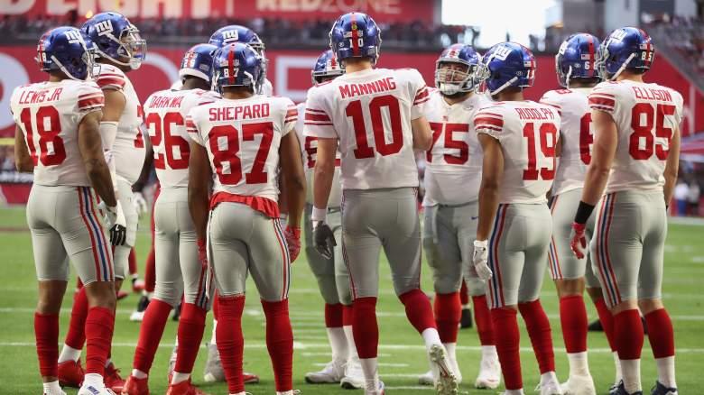New York Giants NFL Draft Picks Day 3
