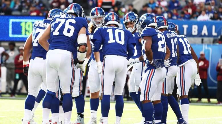 New York Giants 2019 NFL Draft Picks