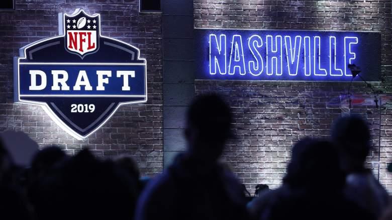 NFL draft salaries first second third round pick money