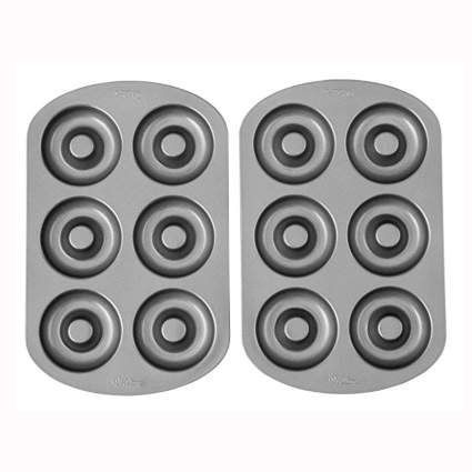 non stick dount baking pan set