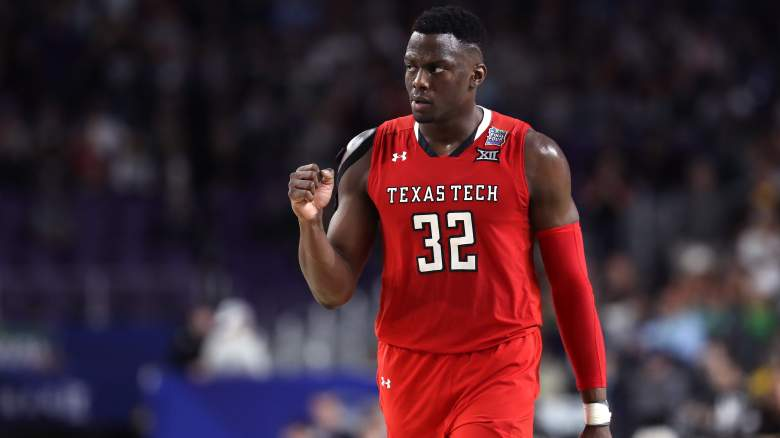 Norense Odiase Texas Tech NBA Draft