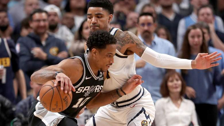 Nuggets vs Spurs Game 3 Live Stream