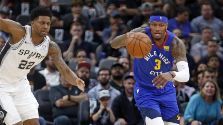 Nuggets vs Spurs Game 4 Live Stream
