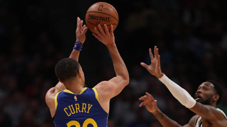 Denver Nuggets vs Golden State Warriors Betting Line