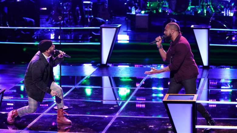 Knockout Round The Voice