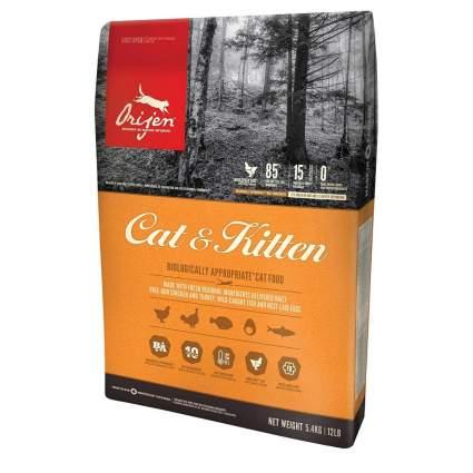 Orijen best dry cat food