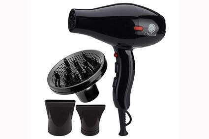 tourmaline ceramic blow dryer with diffuser