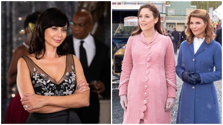 Good Witch vs When Calls the Heart