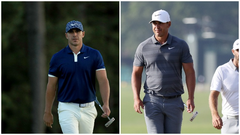 Brooks Koepka Before and After