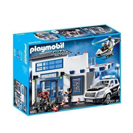 Playmobil Police Station Building Set