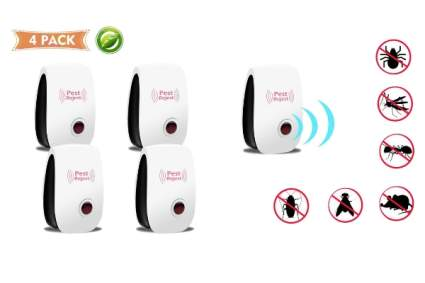 POP VIEW Pest Repeller Plug in
