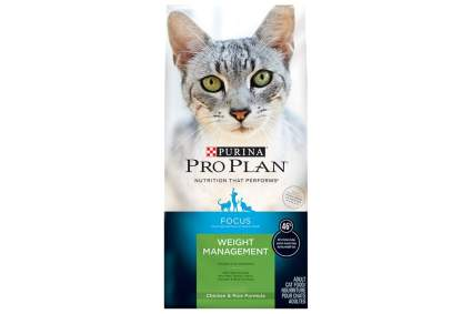purina pro plan weight management diet cat food