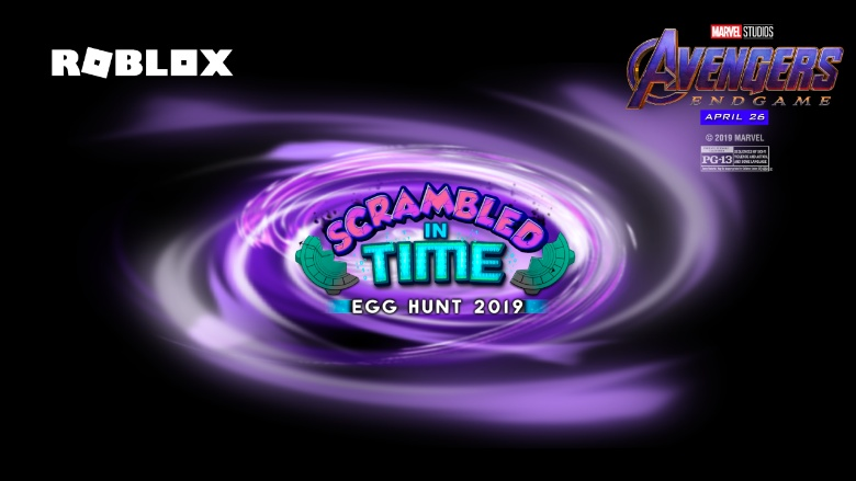 Roblox Egg Hunt 2019 Based On Avengers Endgame Heavy Com
