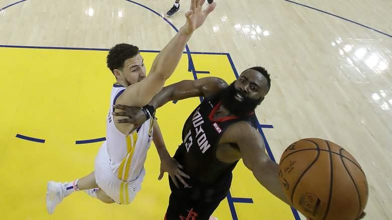 Rockets vs Warriors Game 2 Live Stream