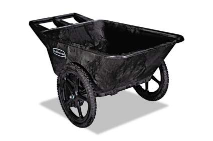 Rubbermaid Commercial Plastic Yard Cart