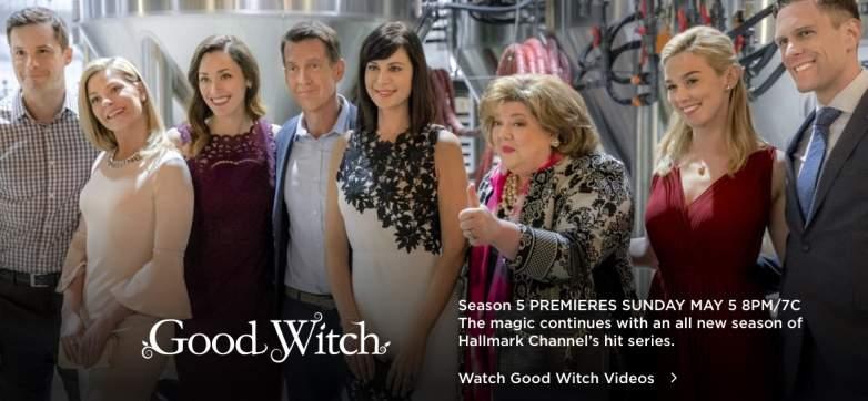 Good Witch Season 5 Premiere
