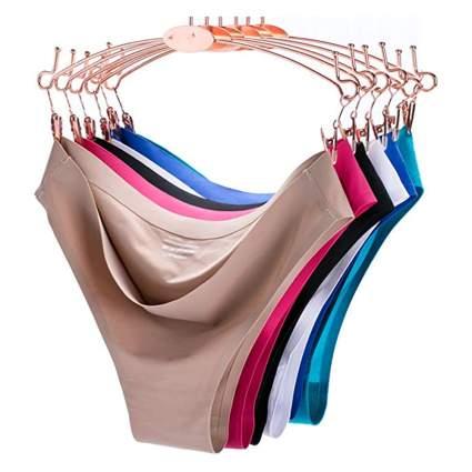 seamless bamboo bikini underwear