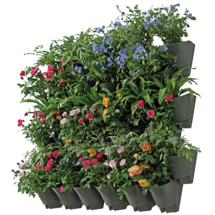 Self Watering Indoor Outdoor Vertical Wall Garden