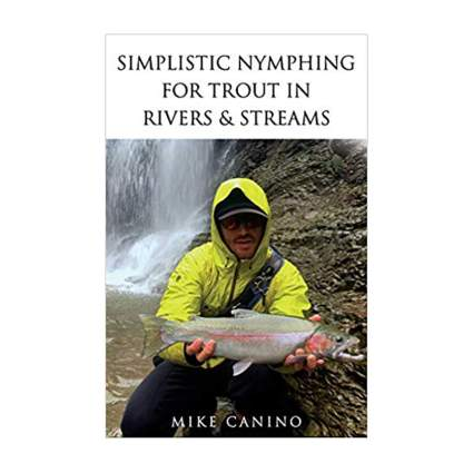 simplistic nymphing fly fishing book