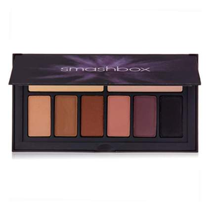 smashbox matte eyeshadow palette