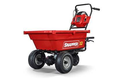 Snapper XD 82V Cordless Self-Propelled Utility Cart
