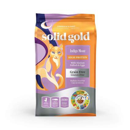 solid gold indigo moon best dry cat food